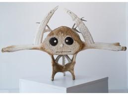 Shaman`s Harmony Ben Kovik sculpture