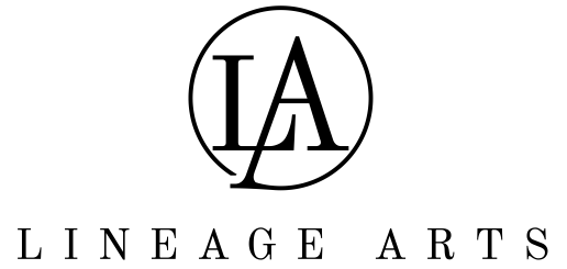 Lineage art museum logo ottawa