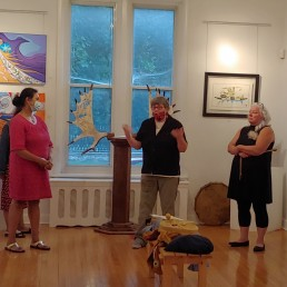 Carmel Lineage Arts Museum Ottawa