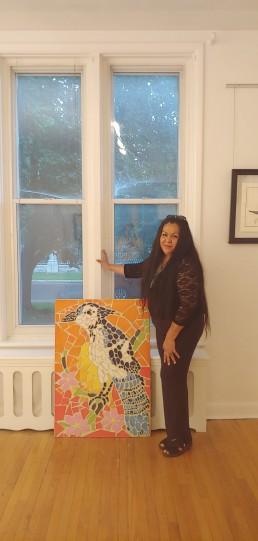 Doreen Lineage Arts Museum Ottawa