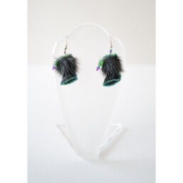 Kamik Earrings Lineage Arts Gallery Ottawa