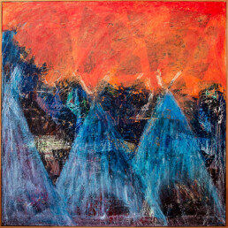 Leaving is not an option Carmel Whittle Lineage Arts Gallery Ottawa