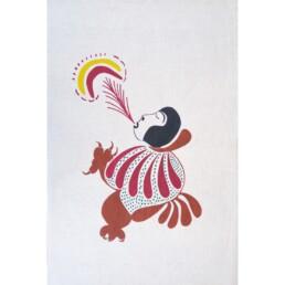 Rainbow Agnes Nanogak Lineage Arts Gallery Ottawa
