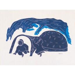 Thunder Agnes Nonagak Lineage Arts Gallery Ottawa