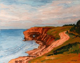 MacKenzies Brook, P.E.I. Luis Leigh Guillermo Lineage Arts Gallery Ottawa