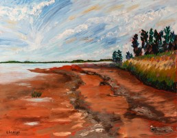 Queen's Point (S view), P.E.I. Luis Leigh Guillermo Lineage Arts Gallery Ottawa